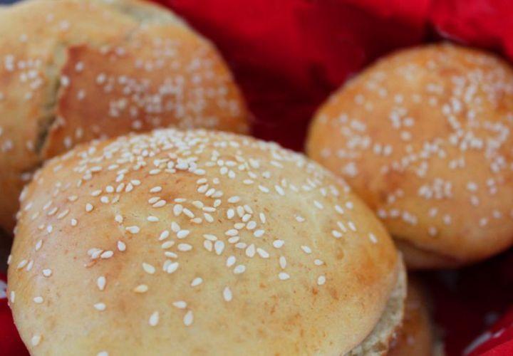 Weizenfreie Hamburger Bröchten
