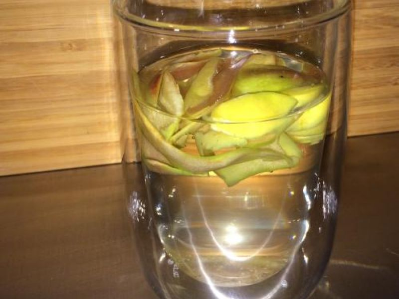 Apfel-Tee selber machen