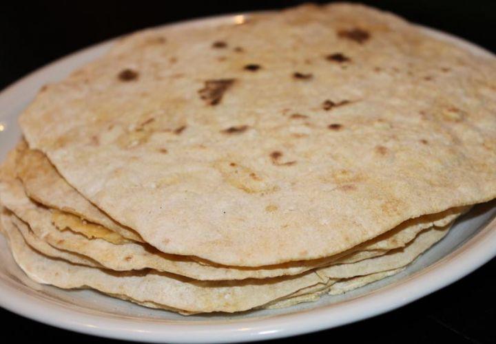 Tortilla Grundrezept (weizenfrei)