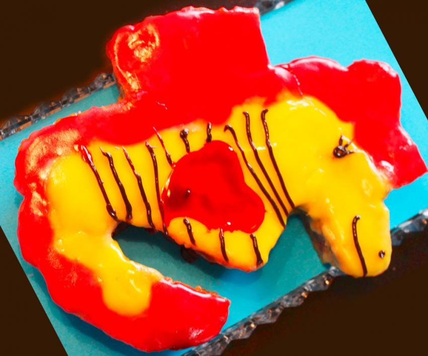 Rezept Seepferdchen Kuchen kinderrezepte.de