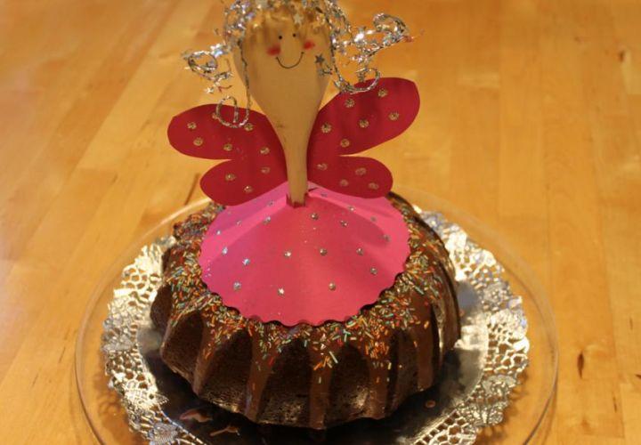 Ovomaltine-Feen-Kuchen