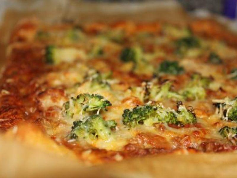 hackfleisch pizza vom blech