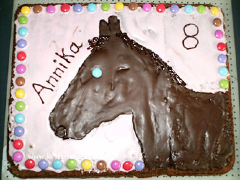 Rezept Pferdekuchen Kinderrezepte De