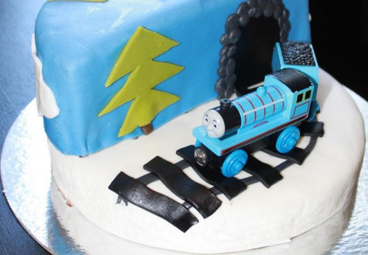 Thomas und seine Freunde Kuchen