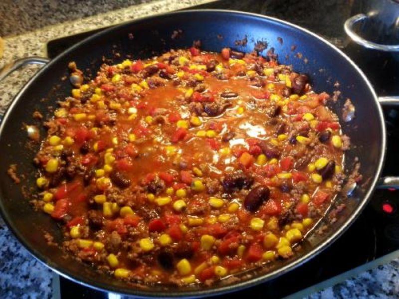 Rezept Chili Con Carne Kinderrezeptede