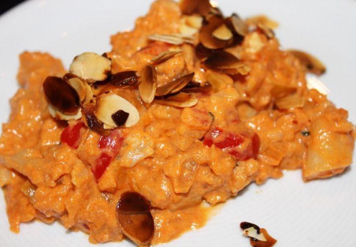 Blumenkohl-Currypfanne