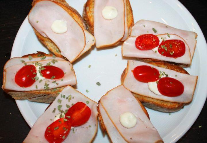 Putensandwiches