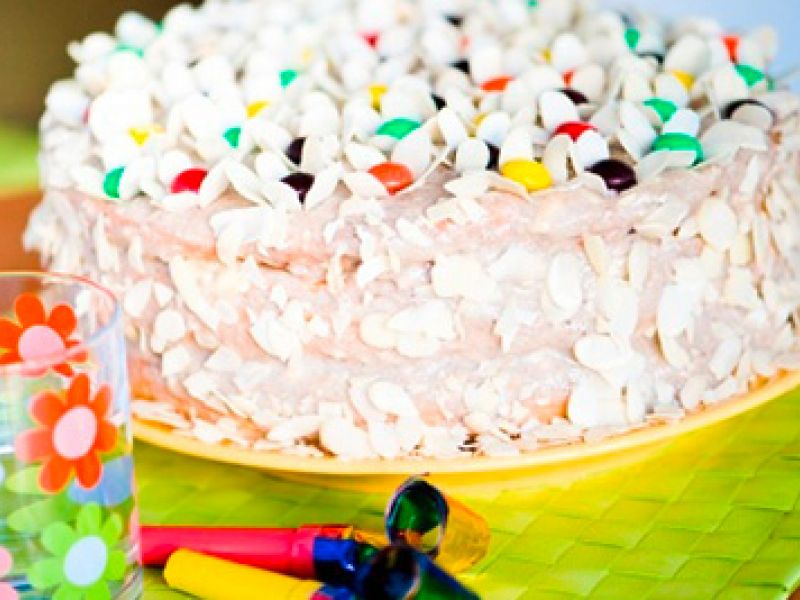 Kinderparty Kuchen