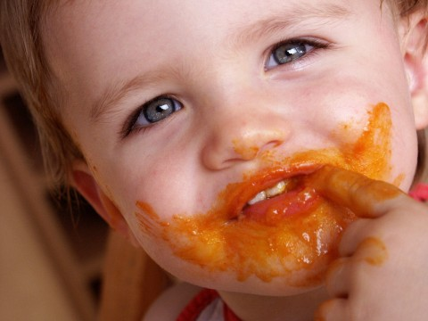 Fingerfood (Baby-led-weaning)
