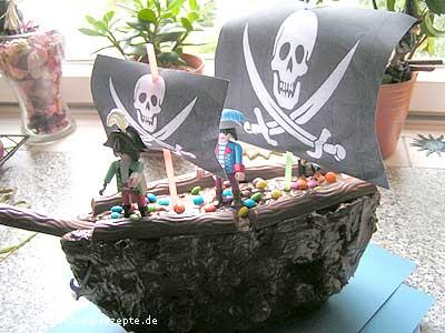 Rezept Piratenschiff Kinderrezepte De