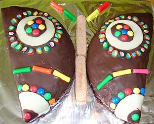 Rezept Schmetterling Kuchen Kinderrezepte De